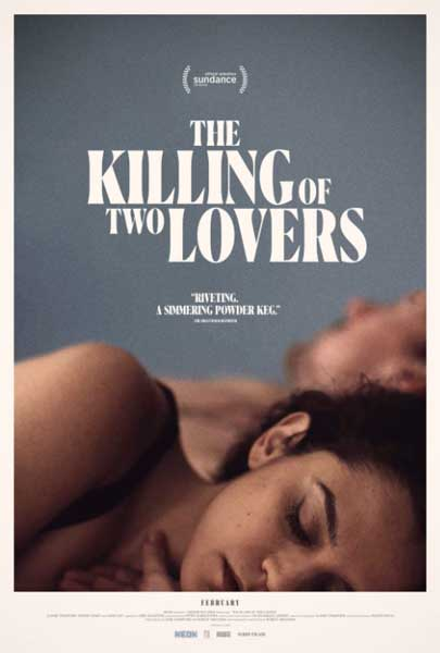 The Killing of Two Lovers (2020) - Movie Poster