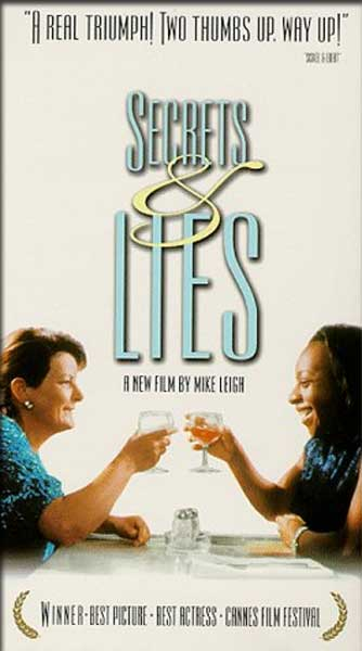 Secrets & Lies (1996) - movie poster