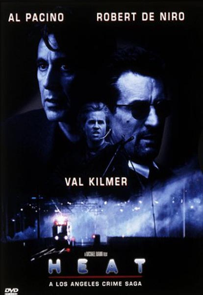 Movie Poster - Heat (1995)