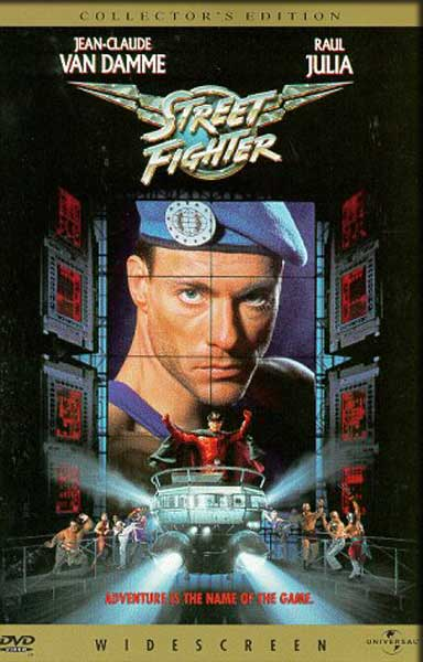 Street Fighter (1994) - Movie Poster
