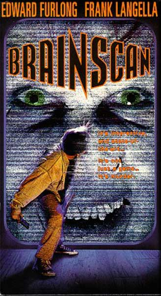 Brainscan (1994) - Movie Poster