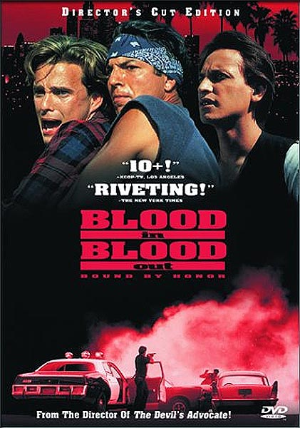 Blood In Blood Out - Movie Poster