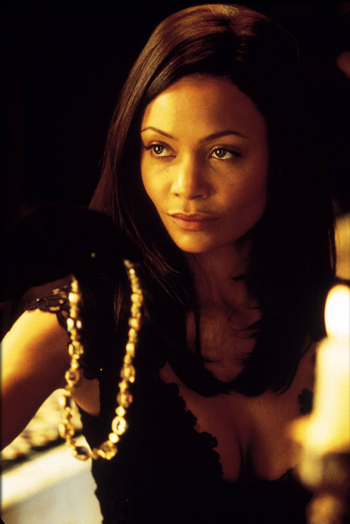 Thandie Newton in Mission Impossible 2 (2000)