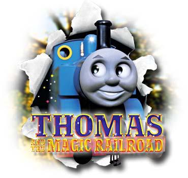Thomas And The Magic Railroad 2000 Synopsis