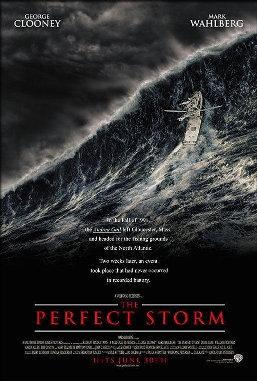 Movie Poster - Perfect Storm, The (2000)