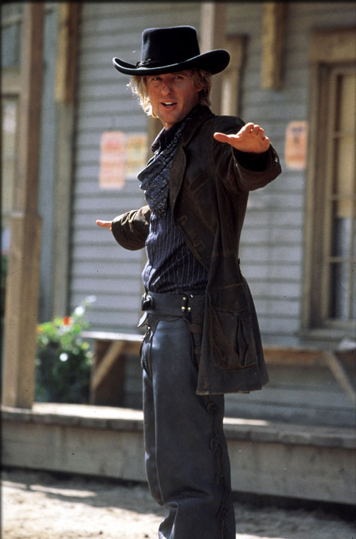 Owen Wilson in Shanghai Noon (2000)
