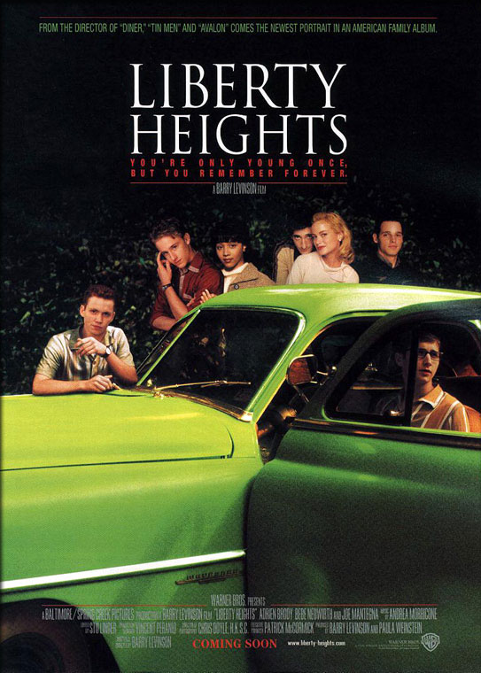 Movie Poster - Liberty Heights (2000)