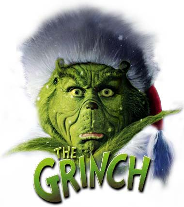How The Grinch Stole Christmas (geo)