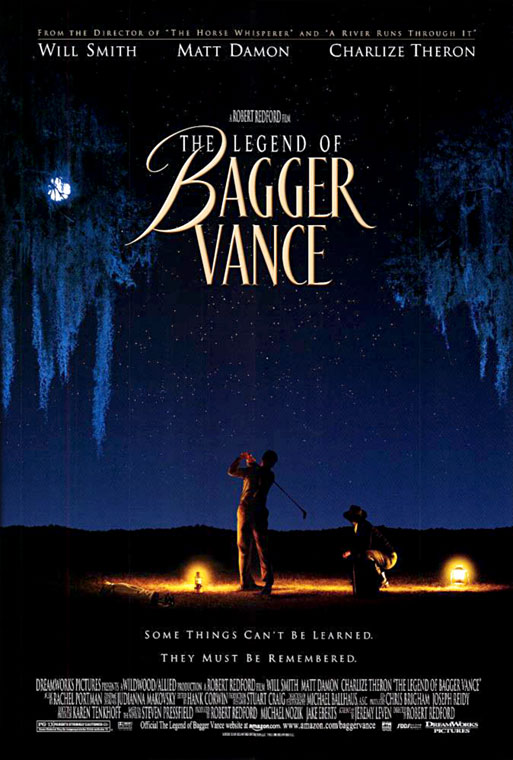 Legend of Bagger Vance, The (2000) - Movie Poster