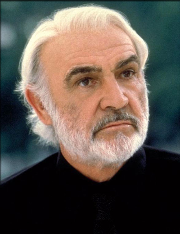 Sean Connery in Finding Forrester (2000)