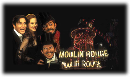 Moulin Rouge - Heading