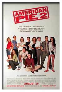 American Pie 2 (2001) - movie poster