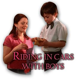 riding in cars with boys - synopsis heading