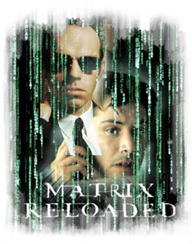Matrix Reloaded, The (2003) - synopsis heading