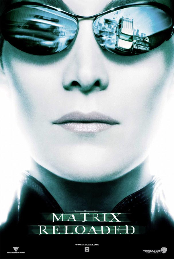 Matrix Reloaded, The (2003) - Movie Poster