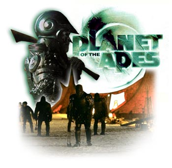 Planet Of The Apes (2001) - heading