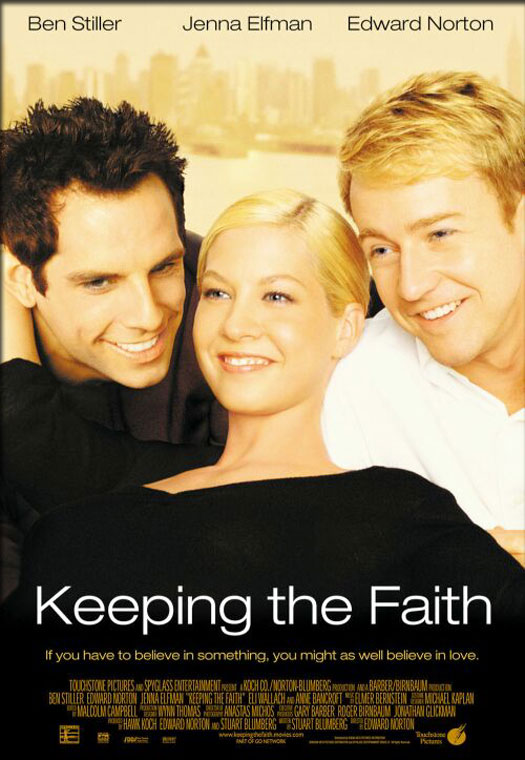 Keeping the Faith preview 0