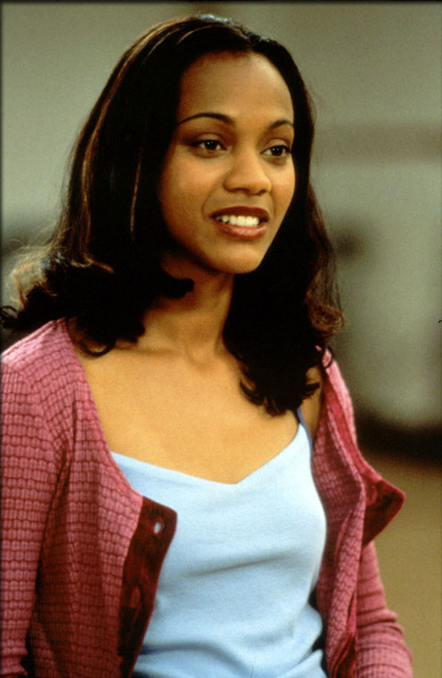 Zoe Saldana in Center Stage (2000)
