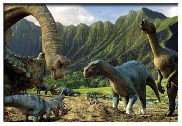 Dinosaur Production Notes