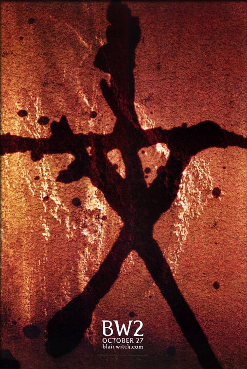 Blair Witch 2: Book of Shadows (2000) - Movie Poster