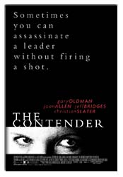 Contender, The (2000) - Movie Poster