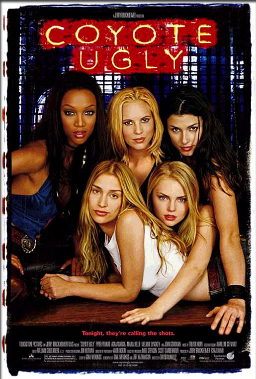 Coyote Ugly (2000) - Movie Poster