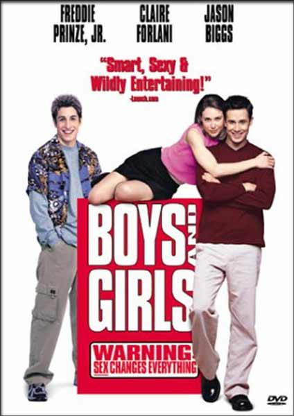 Boys and Girls (2000) - Movie Poster