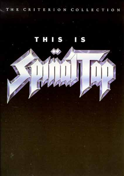 Spinal Tap - Movie Poster