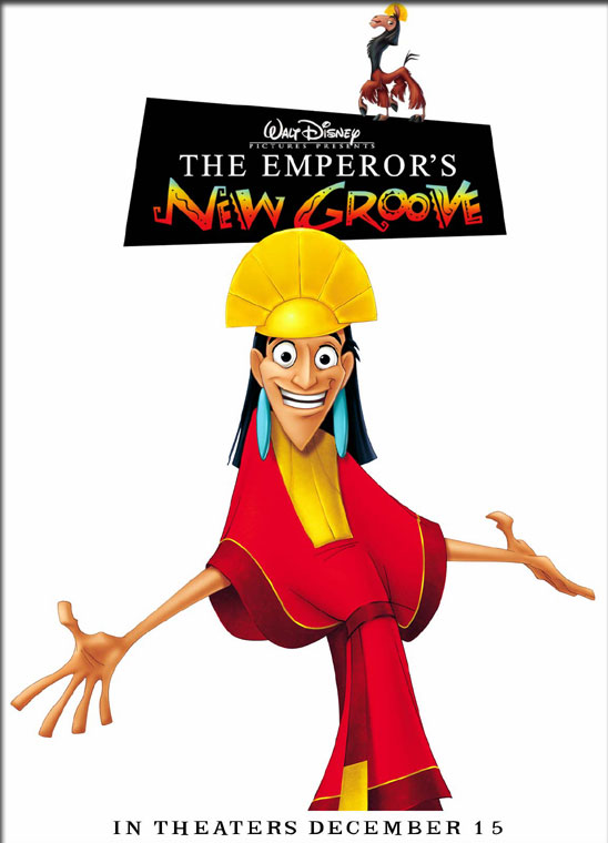 Emperor's New Groove, The (2000)