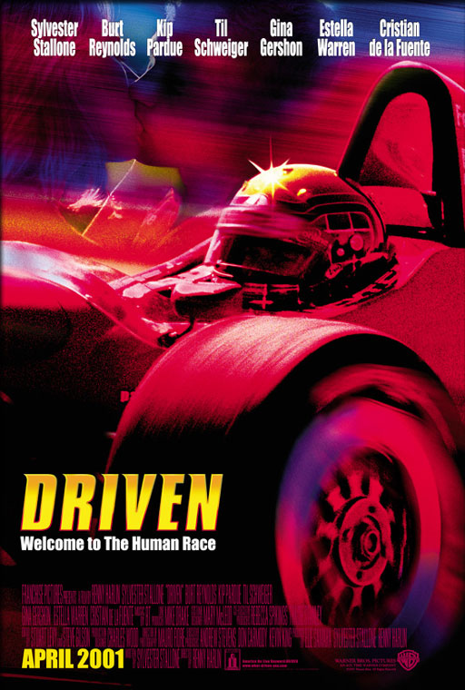 Driven (2001) - Movie Poster