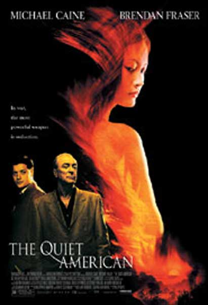 Quiet American, The (2001) - Movie Poster