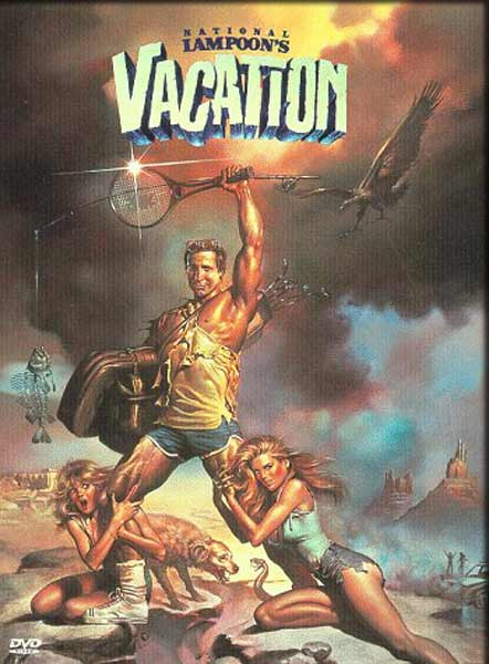 National Lampoon's Vacation (1983) - Movie Poster