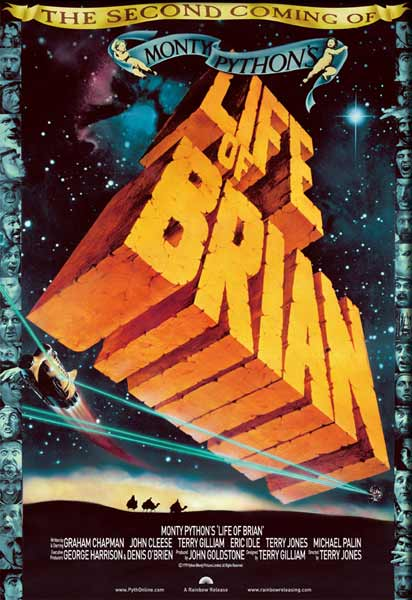 Life Of Brian, The (1979) - Movie Poster