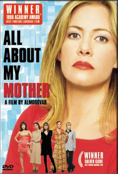 All About My Mother (1999) - Movie Poster