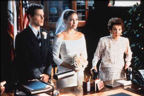 "J.Lo's Dress In ""The Wedding Planner""?"