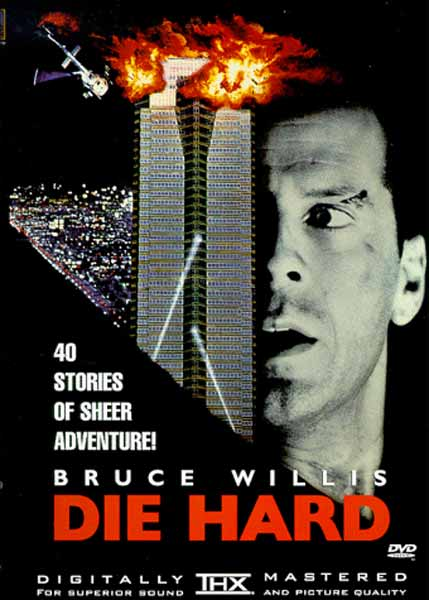 Die Hard - Movie Poster