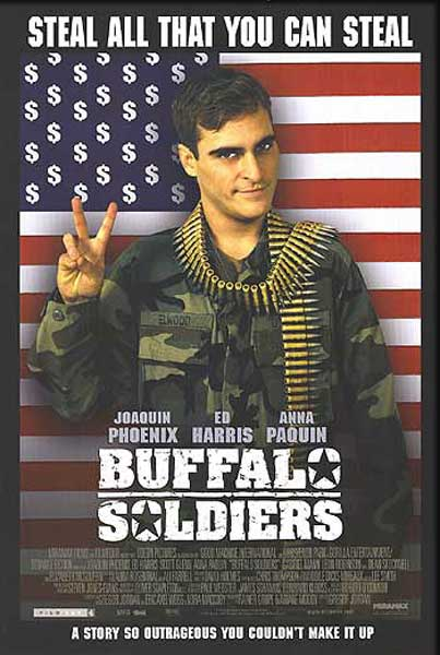 Buffalo Soldiers (2001) - Movie Poster