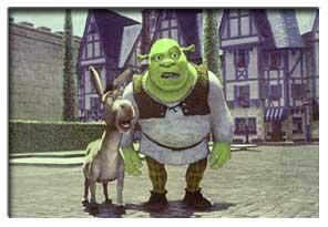 Shrek Production Notes