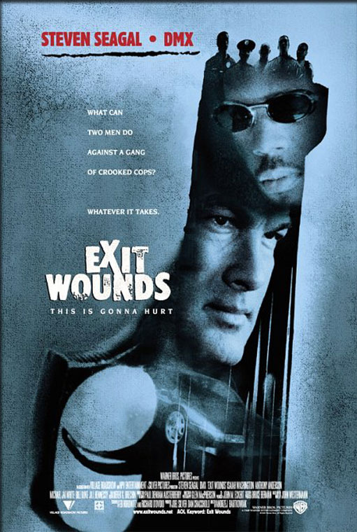 Exit Wounds (2001) - Movie Poster