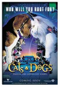 Cat And Dog  Full Movie Putlockers