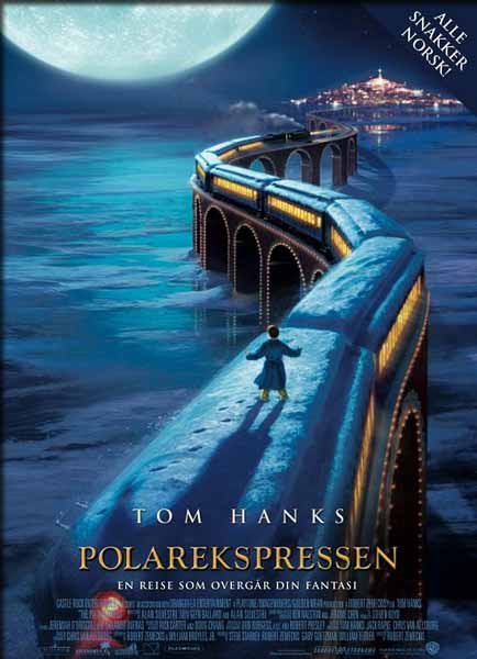 Polar Express, The (2004) - Movie Poster