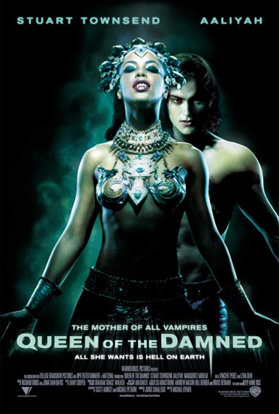Queen of the Damned (2001)