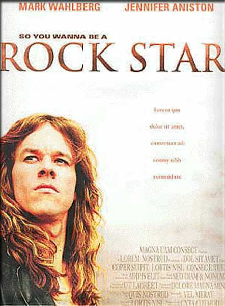 Rock Star (2001) - Movie Poster