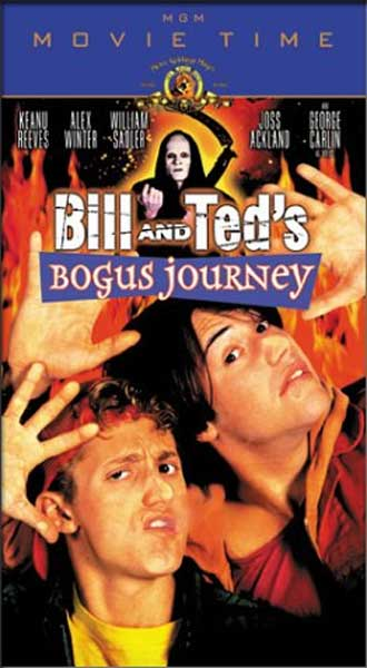 Bill And Ted's Bogus Journey (1991)