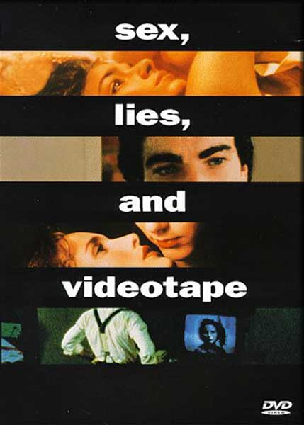 Sex, Lies, and Videotape (1989) - Movie Poster