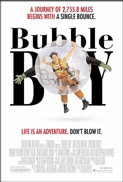 Bubble Boy (2001) - movie poster