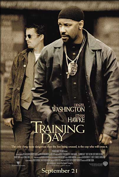 Training Day (2001) - movie poster