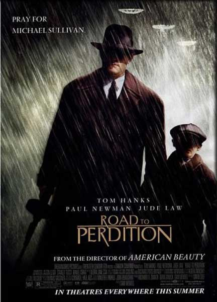Road to Perdition, The (2001) - Movie Poster