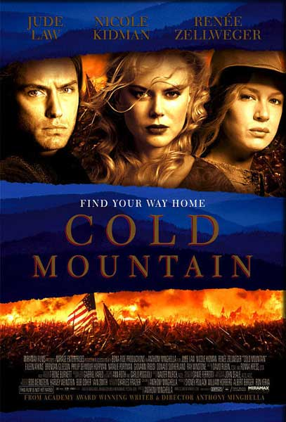 Cold Mountain (2003) - Movie Poster