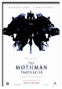 Mothman Prophecies - Movie Poster